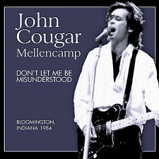 JOHN COUGAR MELLENCAMP New Ltd 2016 PREVIOUSLY UNRELEASED 1986 LIVE CONCERT CD