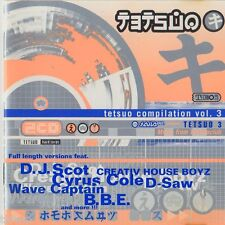 Tetsuo compilation 3-Music from Techno Club - 2cd-trance Techno