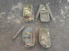 BRITISH MTP OSPREY MK IV SA80 2 MAG DOUBLE POUCH