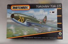 Matchbox 40143 Yakovlev Yak-15    - OVP Bausatz 1: 72