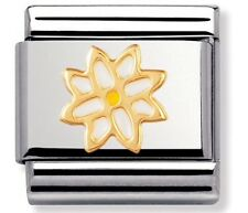 nomination charm Edelweiss RRP £22