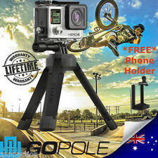 GoPole BASE Tripod For GoPro Hero 4 3+ 3 Contour Drift Samsung iPhone Camera