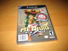 Metroid Prime Nintendo GameCube Original Black Label Factory Sealed New