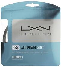 Corde Tennis LUXILON BB Alu Power Soft 1,25 n.1 matassina 12m monofilamento