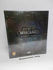 WORLD OF WARCRAFT WARLORDS OF DRAENOR COLLECTOR'S EDITION (PC) NUOVO SIGILLATO