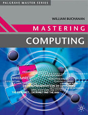 Mastering Computing. Palgrave MacM. 2002., BUCHANAN, W., Very Good Book