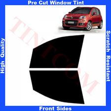 Pellicola Oscurante Vetri Auto Anteriori per Fiat Panda 5P 2012-... da 5% a 70%