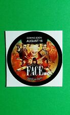 """BULLET IN THE FACE IFC CAST GROUP COVER ART SMALL 1.5"""" GETGLUE GET GLUE STICKER"""