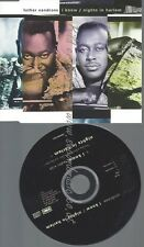 CD--PROMO--LUTHER VANDROSS--I KNOW--2 TRACKS