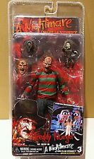 "Nightmare on Elm Street 3 Dream Warriors Freddy Krueger 7"" figure Series 3 NECA"