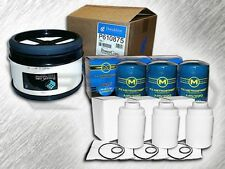 6.6L TURBO DIESEL AIR FILTER 3 OIL FILTERS & 3 F56117 FUEL FILTERS FOR CHEVY/GMC