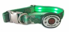 LED Light Up Dog Collar - Safety For Your Pet At Night