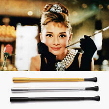 Silver Cigarette Holder -  Audrey Hepburn Breakfast at Tiffany's New/Classic