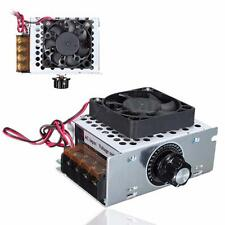 Electronic AC 4000W SCR Voltage Regulator Motor Speed Control Controller Fan