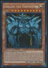 Yugioh CT13-EN002 Obelisk the Tormentor Secret Rare Card