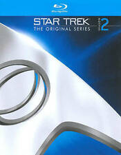 Star Trek: The Original Series: Season 2 Blu-ray New In Slip Case Shatner/Nimoy