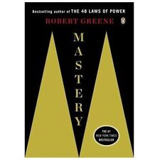 Mastery by Robert Greene (2013, Paperback)