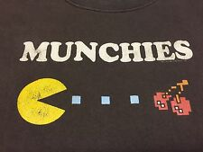 Pac Man Nintendo Atari 2xl T Shirt Video Game Ghost Toy NES Arcade Game Munchies
