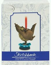 Louis Limited Release Disney Sketchbook Ornament - Princess and the Frog - April