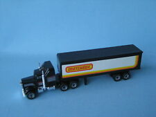 Lesney Matchbox Convoy Kenworth Box Truck Rare Trial Pre-Pro MB Labels