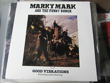 MARK WAHLBERG signed Marky Mark Album - Good Vibrations- proof