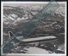 PHOTO PRESS LOCKHEED TRISTAR L 1011 tester LTU DELTA EASTERN TWA 25x20 aa