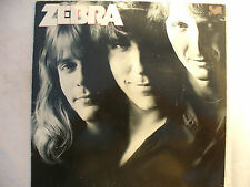 ZEBRA LP SELF TITLED demo  / promo German press