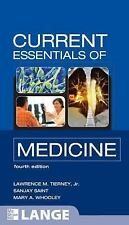 LANGE CURRENT Essentials: Current Essentials of Medicine by Mary Whooley,...