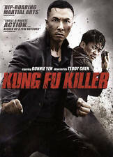 Kung Fu Killer (DVD, 2015, WS)  Donnie Yen    NEW