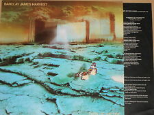 BARCLAY JAMES HARVEST -Turn Of The Tide- LP
