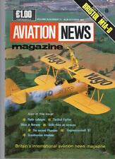AVIATION NEWS MODEL MAGAZINE V16 N11 RADIO CALLSIGNS TACTICAL FIGHTER MEET IN NO