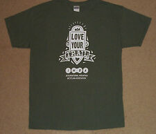 International Mountain Bicycling Association Love Your Trail Shirt Large New