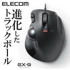 Elecom USB track ball mouse 5 button M-XT2UR New Japan