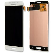Display LCD Set completo gh97-18250a Bianco per Samsung Galaxy a5 a510f 2016 NUOVO