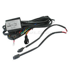 Vehicles LED Daytime Running DRL Fog Lights ON OFF Controllers Module Relay