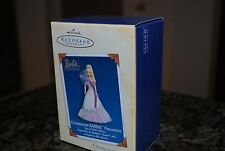 2005 Hallmark Celebration Barbie Bob Mackie Holiday Xmas Keepsake Ornament