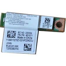 IBM Lenovo Thinkpad X220 T420 T520 X220 Bluetooth Daughter Card Bdc-3.0 60Y3271