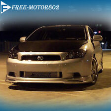 FOR 04-10 SCION TC FRONT BUMPER LIP SPOILER BODY KIT PU MUGEN STYLE URETHANE