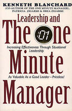 LEADERSHIP AND THE ONE MINUTE MANAGER (THE ONE MINUTE MANAGER) by 'KENNETH H. B