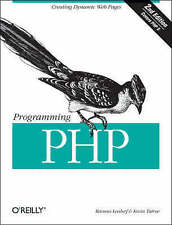 Programming PHP,GOOD Book