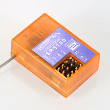 BlueMX DSM2 Ground Receiver 2.4Ghz Spektrum 3 channel -  DX3, DX2 SR3100