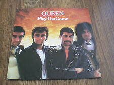 "QUEEN - PLAY THE GAME 7"" 1980 EMI EX+"