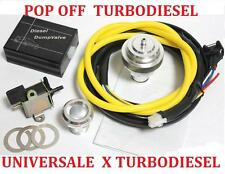 TURBO DIESEL VALVOLA POP OFF BLOW OFF DUMP VALVE ALL TURBO DIESEL CAR BMW ALFA