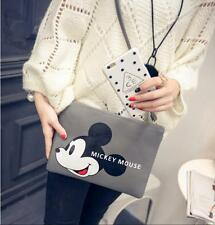 New Fashion Women girl Mickey Handbag Shoulder Bag Purse Tote Messenger Hobo Bag