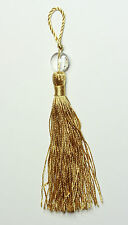 Mini Key Beaded  Tassels Craft Bridal Available  24 Different Colour #2