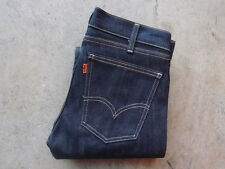 2007 SAMPLE New LVC Levis 1967 606 Big E Denim Jeans Size 28 501 Vtg