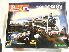 1998 Hasbro Wrebbit 3D pUzzle The L' Orient Express-Original box