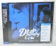 J-POP Do As Infinity 2 of Us BLUE 14 Re:SINGLES Taiwan CD+DVD (DAI)