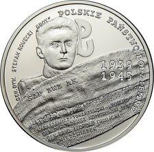 10 zl 2009 - Polen - Polnischer Untergrundstaat