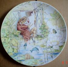 Wedgwood Collectors Plate THE TALE OF MR JEREMY FISHER